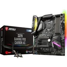 MSI Z370 GAMING PRO CARBON AC Desktop Motherboard - Intel (z370gamingprocarbona)