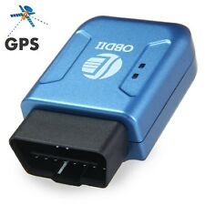 TK206 OBD-II OBD2 Car Vehicle Truck GPS GPRS GSM Tracker Spy Tracking Device