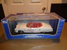 Anson Classic Cadillac 1973 Eldorado Official Die Cast Pace Car 1:18