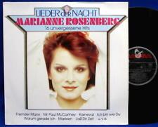 LP MARIANNE ROSENBERG - LIDER DER NACHT - 16 unvergessene Hits // GERMANY HANSA