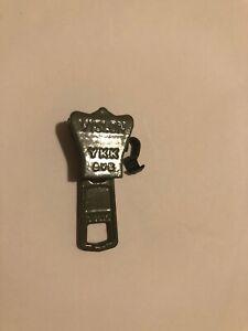 NO-8,OLIVE GREEN VISLON YKK SLIDER/PULLER/RUNNER FOR VISLON PLASTIC ZIP, 8VS