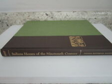 Indiana House of the 19th. Century Hardcover Book Historical Society 1962