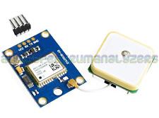 U-Blox GPS Module GY-NEO6M NEO-6M + connector + Battery + EEPROM + Antenna - UK