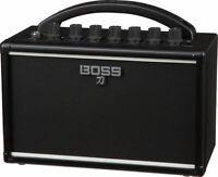 Boss KTN-Mini Katana Mini Battery Powered Combo Amplifier