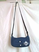 TAMPA BAY RAYS BLUE SHOULDER BAG PURSE LITTLE EARTH PRODUCTIONS QUICK SHIPPER