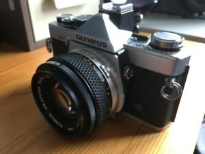Olympus Vintage OM-2n Camera