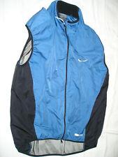 Nike Blue Vest Jacket-Large