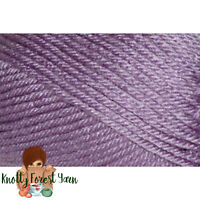 Uptown Worsted Universal Yarn LAVENDER Acrylic #4 All Purpose Weight 180yd 100gr