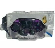 Mad Catz Dual Force Controller Turbo Playstation 2/1 Brand New Sealed Ps2 Ps1