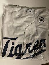 Detroit Tigers 8-14-21 SGA Fiesta Del Tigres Adult XXL Jersey Comerica Park