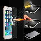 Premium Real Tempered Glass Screen Protector Film Guard for iPhone 4 4S 5 5S 6