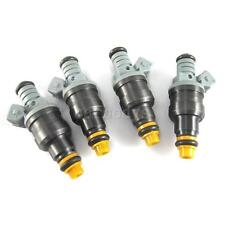 4 pcs New High Performance Low Impedance 1600cc 160LB EV1 Top Fuel Injectors