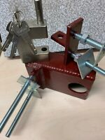 TRUCK SHIPPING CONTAINER PADLOCK HOLDER,LOCK BOX, TRUCK BOX-SECURITY