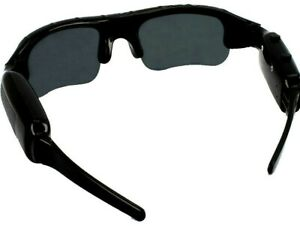 sun glasses with hidden mini secret spy security camera video recorder 1080P HD