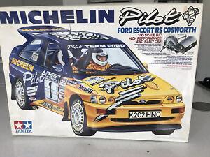 Tamiya Ford Escort RS Cosworth Michellin Pilot