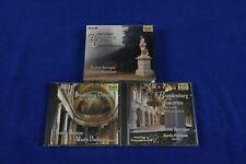 Bach: The Complete Brandenburg Concertos (CD, Jul-1996, 2 Discs, Telarc...)