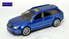 Matchbox Audi RS6 Avant Wagon [Blue] Quattro - New/Loose/Rare [E-808]