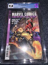 Marvel Comics Presents 6 CGC 9.8 1st Appearance Rein 1st Print