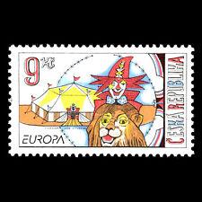 Czech Republic 2002 - Europa Stamps - The Circus - Sc 3170 Mnh