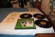 Johnny Cash/Tammy Wynette 3LP Boxset-THE KING JOHNNY CASH THE QUEEN-TAMMY WYNETT