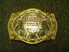 Cazadores belt buckle - New - Free shipping