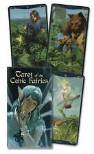 TAROT OF THE CELTIC FAIRIES - NEW PAPERBACK BOOK