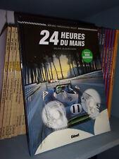 24 heures du Mans - 1972-1974 : Les année Matra - Exemplaire dédicacé - BD