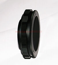 High-quality M52 Lens to M42 Adjustable Focusing Helicoid adapter 12~17mm