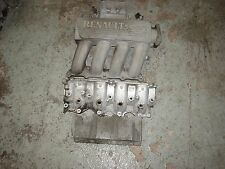 Renault sport Clio 182 upper inlet manifold with RS lower inlet