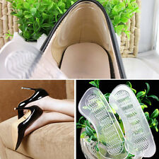 Silicone Gel Heel Cushion Foot Care Shoe Insert Pad Insole For High Heel New