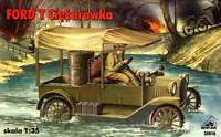 FORD T - WW I LORRY  (AMERICAN EXPEDITIONARY CORPS IN EUROPE MKGS) 1/35 RPM