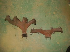 Pair of Land Rover Discovery 2 Exhaust Manifolds