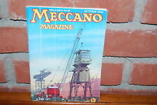 MECCANO MAGAZINE N°10 OCTOBRE 1949