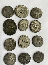 More details for large collection of roman silver coins