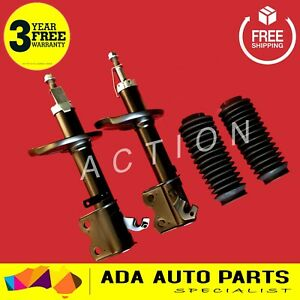 2 x Rear Struts for Subaru Forester SG 2.5L Brand New Shock Absorbers 02-08 1