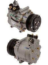 NEW A/C Compressor Fits: 92-93 Honda Civic L4 1.5L 1.6L/93 Civic Del Sol Si 1.6L