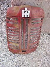 Farmall 200 230 Ih Tractor Original Front Nose Cone Grill For Over Radiator