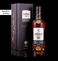RON ABUELO XV Rum 15 Anos Jahre Oloroso Sherry Cask Finish - Panama