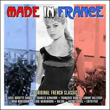 Made In France 75 ORIGINAL FRENCH CLASSICS Best Music Collection NEW SEALED 3 CD