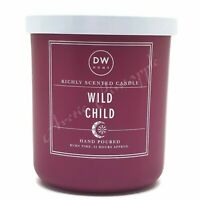 DW Home Essence Medium 9.1oz Single Wick Scented 33hr Candle Jar - Wild Child