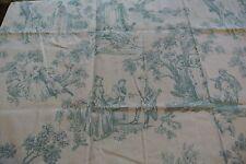 1 metre Lewis & Wood 'Vauxhall Gardens' Cotton Fabric - RRP £64 per metre
