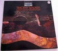 Timothy Walker - Timothy Walker Spielt Barocke Gi Vinyl Schallplatte - 76935