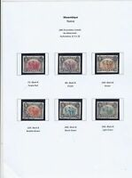 Mozambique Stamps Ref 14913