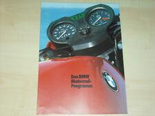 62747) BMW R 100 CS RT RS R 65 LS R 80 R 45 Prospekt 02/1982