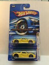 Hotwheels 2006 Porsche Carrera GT wheel error RARE 2 cars