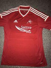 Aberdeen Home Shirt 2014/15 Large Rare