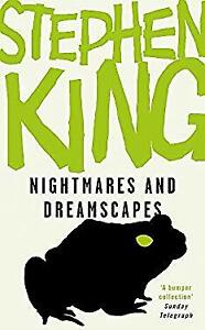 Nightmares and Dreamscapes Paperback Stephen King