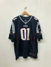 New England Patriots Nike Men's NFL Home Jersey - XL - Cooper 01 - Navy - NWD