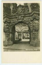 Alte Ansichtskarte Postkarte Böttingerhaus Portal