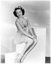 JANE POWELL great 8x10 full portrait promo still -- c292